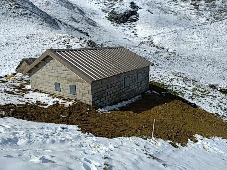 Cabane pastorale d'Ardio