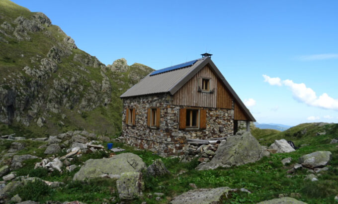 Les cabanes pastorales